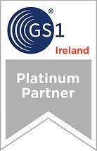 GS1 Ireland SP PLATINUM Partner Logo Lar