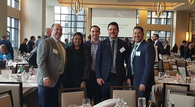 Annual St. Patrick's Day Business Leaders Luncheon