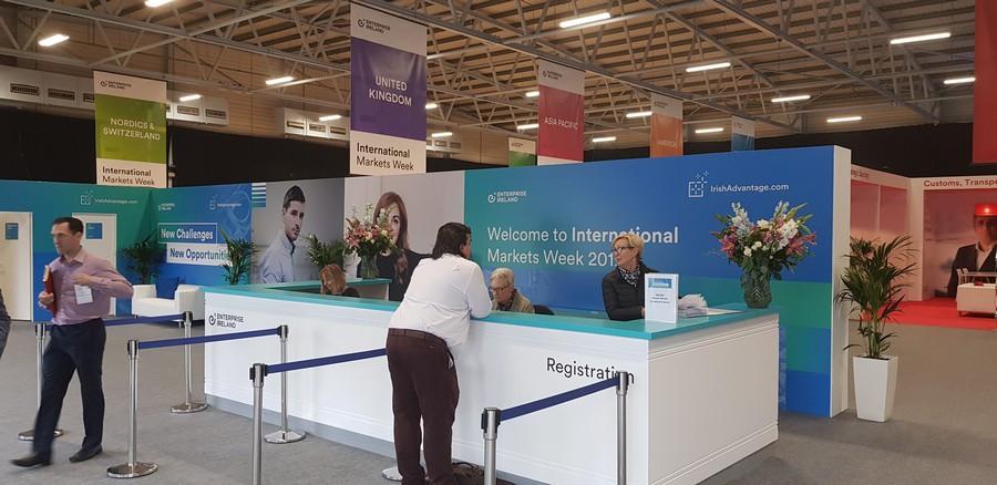 Enterprise Ireland International Markets Week