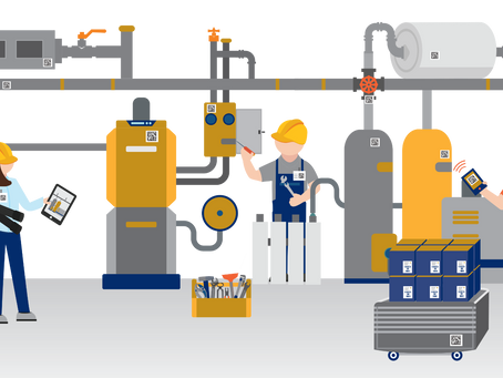 Benefits of GS1 identifiers for Facilities Management & Maintenance