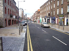 Limerick City streets