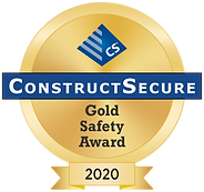 Gold Safety Award