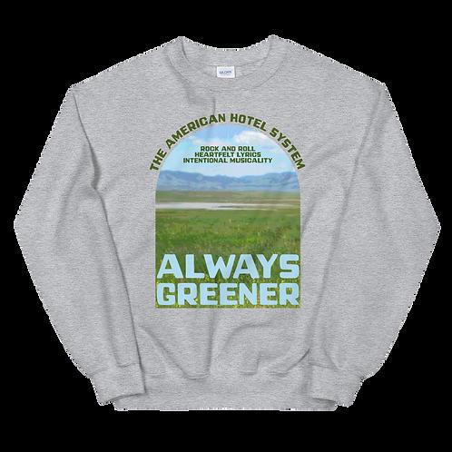 Always Greener Sweater