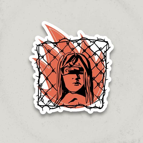 Chains Sticker + Digital Download
