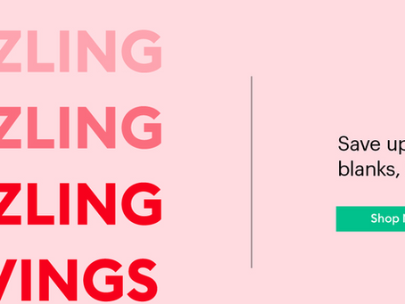 Sizzling Cricut Sale and Coupon