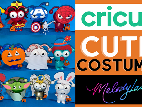 Cricut Cutie Costumes