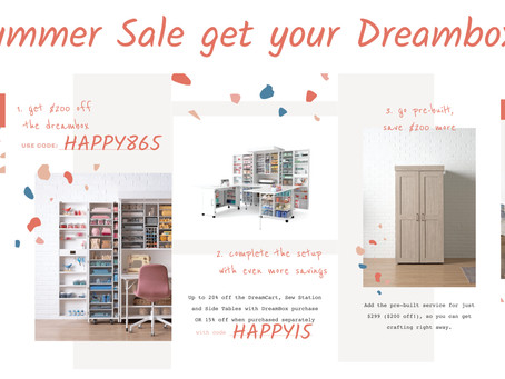 DreamBox Summer Sale!
