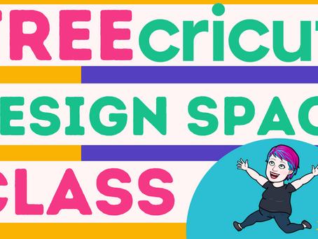 Cricut Design Space Class & Cutie Halloween Party!