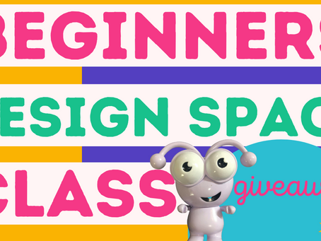 Beginners Guide: How to Use Cricut Design Space [where to start] Cricut Cutie Giveaway!