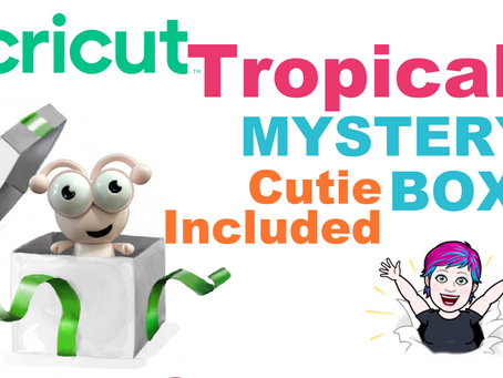 Tropical Mystery Box WITH ROSE CUTIE