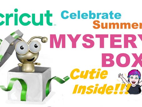 Celebrate Summer Cricut Mystery Box with Cutie!