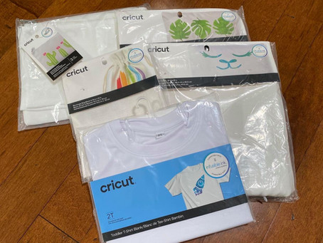 Cricut's New Infusible Ink Blanks!