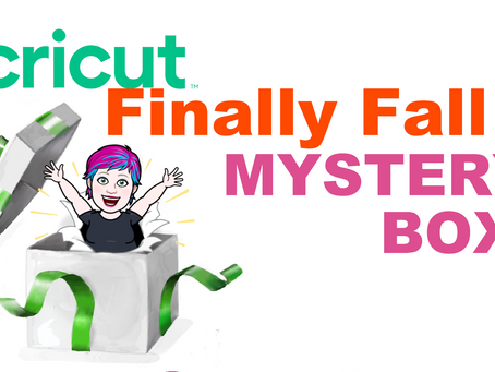 FINALLY FALL CRICUT MYSTERY BOX