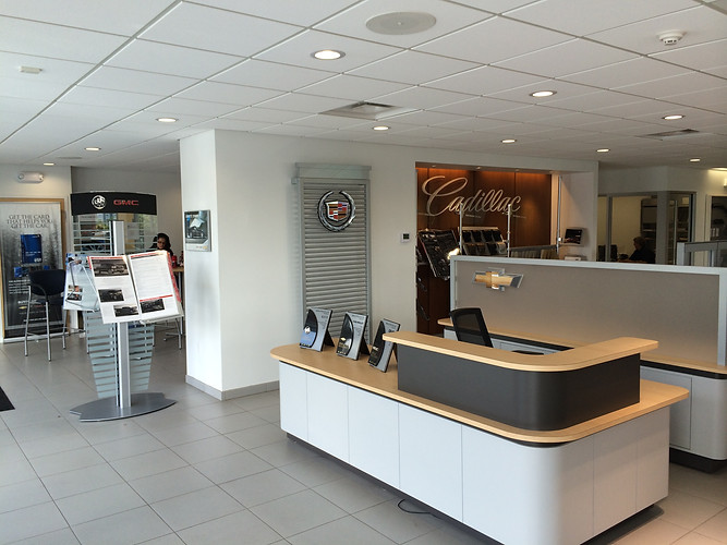 Bokman Chevy Dealership