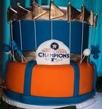 World Series Cake