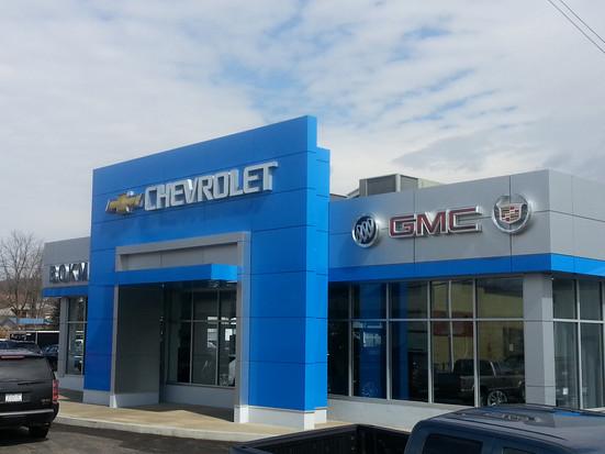 Bokman Chevy Dealership