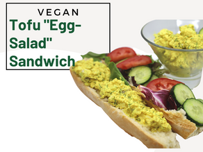"Tofu ""Egg"" Salad Sandwich"