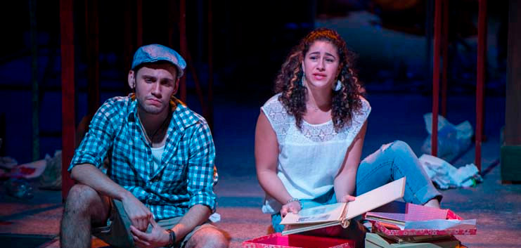 In The Heights - The Theatre School at DePaul University