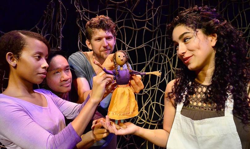 Thumbelina - Lifeline Theatre