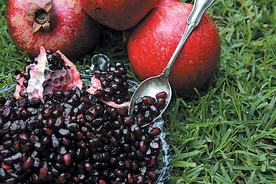 Pomegranate Timeline