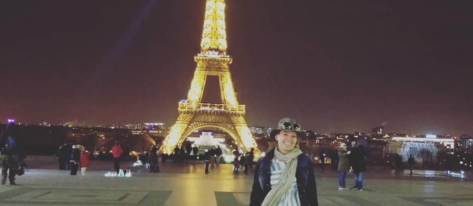 Paris With a Stranger