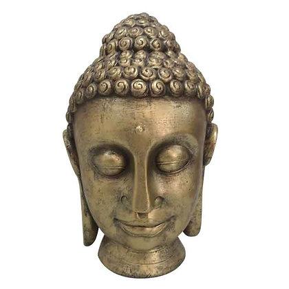 פסל ראש בודהה