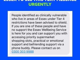 Tier 4 - If you are vulnerable you should be shielding