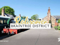 Make the most of the summer in the Braintree district