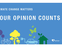 Have your say on climate change