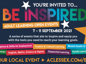Free adult learning open events