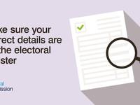 annual voter registration
