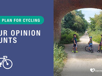 help finalise this draft cycling strategy