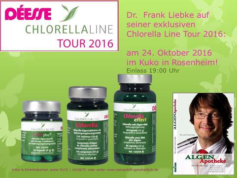 Grünes Licht für die Gesundheit am 24. Oktober 2016