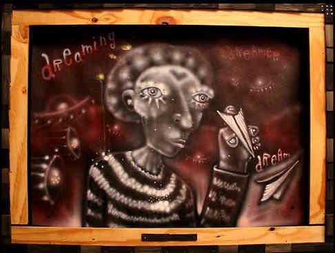"""""""The Dreamer"""" 2010"""