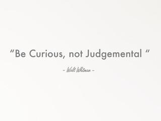 """""""Non-Judgemental"""""""