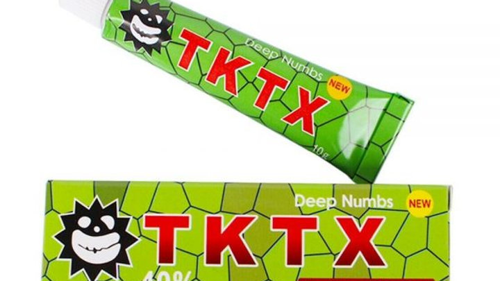 Green TKTX 40% Numbing cream (Deep Numb)