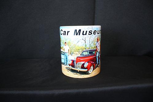 Dwarf Car Coffee Cup #1