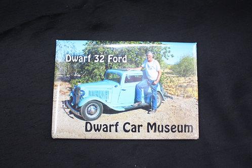 Dwarf Car Magnet #3