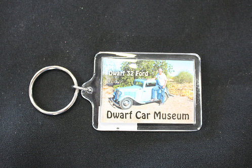 Dwarf Car Key Chain #4