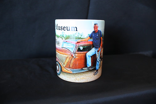 Dwarf Car Coffee Cup #2
