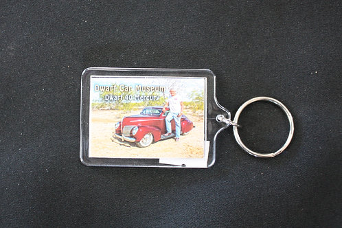 Dwarf Car Key Chain #3