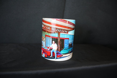 Dwarf Car Coffee Cup #3