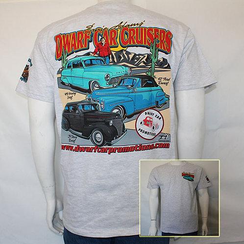 Dwarf Cruiser T-Shirts (Gray)