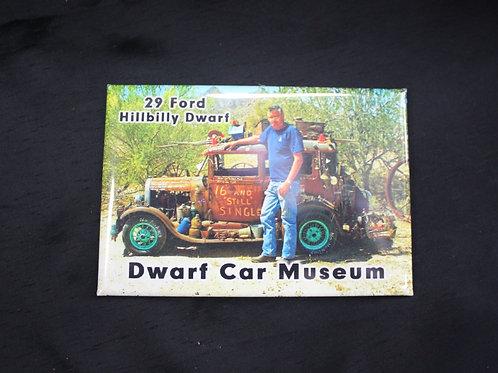 Dwarf Car Magnet #4
