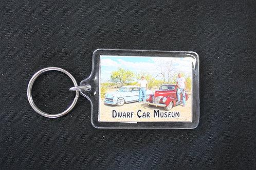 Dwarf Car Key Chain #1