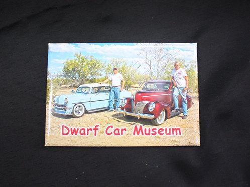 Dwarf Car Magnet #1