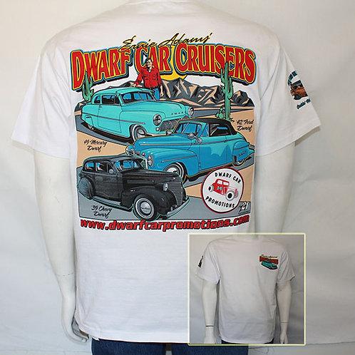 Dwarf Cruiser T-Shirts (White)