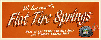 Welcome to Flat Tire Springs Homepage Sm