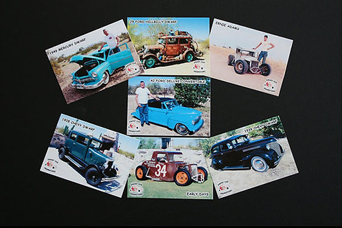 Cruiser Trading Cards