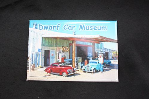 Dwarf Car Magnet #6